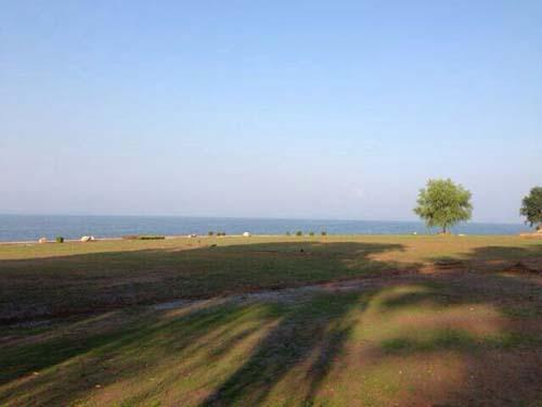 中山湖环境设施